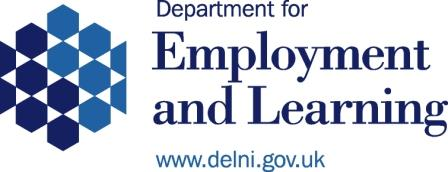 Dept for Employment & Learning